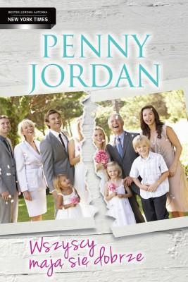 okładka Wszyscy mają się dobrze, Ebook | Penny Jordan