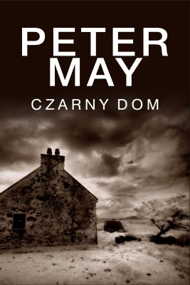 okładka Czarny dom, Ebook | Peter May