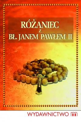 okładka Różaniec z Janem Pawłem II, Ebook | Jan Paweł II