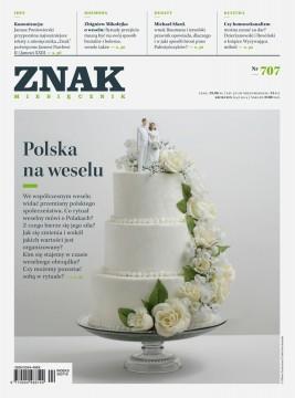 okładka ZNAK Miesięcznik nr 707 (4/2014), Ebook   autor zbiorowy