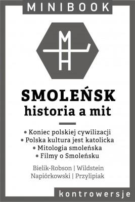 okładka Smoleńsk. Minibook, Ebook | autor zbiorowy
