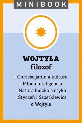 okładka Wojtyła. Minibook, Ebook   autor zbiorowy