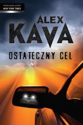 okładka Ostateczny cel, Ebook   Alex Kava