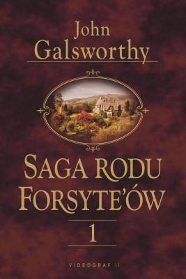 okładka Saga Rodu Forsyte'ów 1. Posiadacz, Ebook | John Galsworthy
