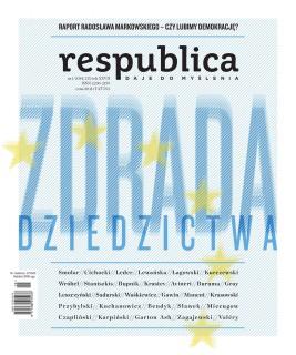 okładka Res Publica Nowa 1/2014, Ebook | autor zbiorowy
