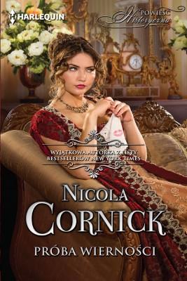 okładka Próba wierności, Ebook | Nicola Cornick