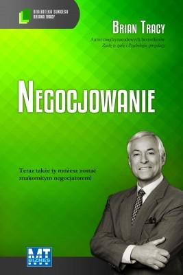 okładka Negocjowanie, Ebook | Brian Tracy