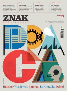 okładka ZNAK Miesięcznik nr 709 (6/2014), Ebook   autor zbiorowy