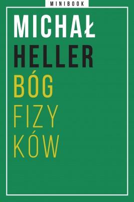 okładka Heller. Bóg fizyków. Minibook, Ebook | Michał Heller