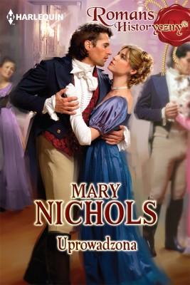 okładka Uprowadzona, Ebook   Mary Nichols
