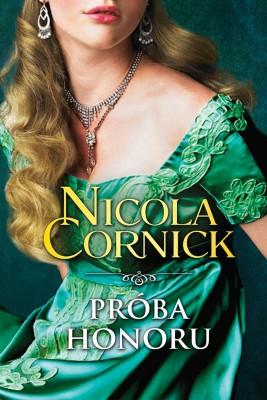 okładka Próba honoru, Ebook | Nicola Cornick