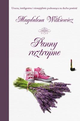 okładka Panny roztropne, Ebook | Magdalena Witkiewicz