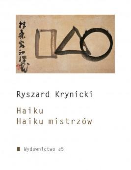 okładka Haiku. Haiku mistrzów, Ebook | Ryszard Krynicki