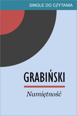 okładka Namiętność, Ebook | Stefan Grabiński