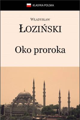okładka Oko proroka, Ebook | Władysław Łoziński