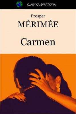okładka Carmen, Ebook   Prosper Mérimée