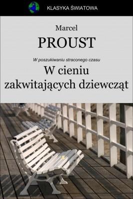okładka W cieniu zakwitających dziewcząt, Ebook   Marcel Proust