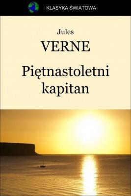 okładka Piętnastoletni kapitan, Ebook | Jules Verne