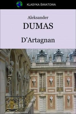 okładka D'Artagnan, Ebook | Aleksander Dumas (Ojciec)