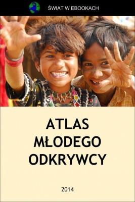 okładka Atlas młodego odkrywcy, Ebook | Jacek Leski