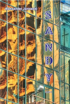 okładka Sandy cz.II, Ebook | Aleksander Janowski