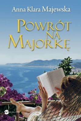 okładka Powrót na Majorkę, Ebook | Anna Klara Majewska