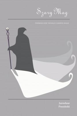 okładka Szary mag, Ebook   Jarosław Prusiński