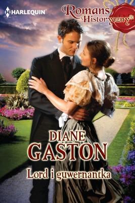 okładka Lord i guwernantka, Ebook   Diane Gaston