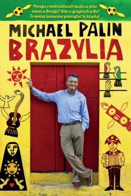 okładka Brazylia, Ebook | Michael Palin