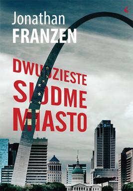 okładka Dwudzieste siódme miasto, Ebook | Jonathan Franzen