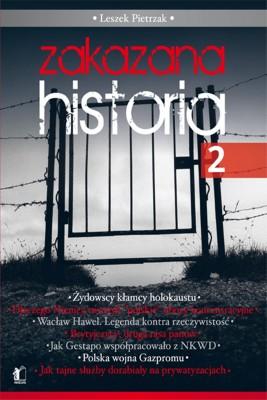 okładka Zakazana Historia 2, Ebook   Leszek  Pietrzak