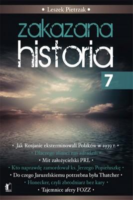 okładka Zakazana Historia 7, Ebook | Leszek  Pietrzak