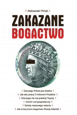 okładka Zakazane bogactwo, Ebook | Aleksander Piński