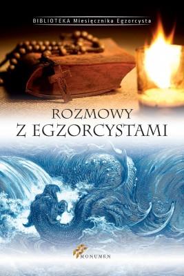 okładka Rozmowy z egzorcystami, Ebook | Publikacja zbiorowa