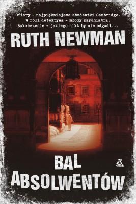 okładka Bal absolwentów, Ebook | Ruth NEWMAN