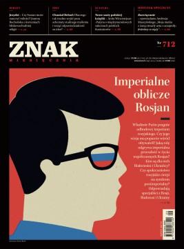 okładka ZNAK Miesięcznik nr 712 (9/2014), Ebook   autor zbiorowy