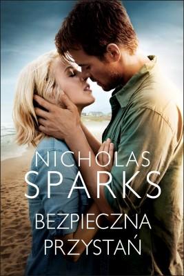 okładka Bezpieczna przystań, Ebook | Nicholas Sparks
