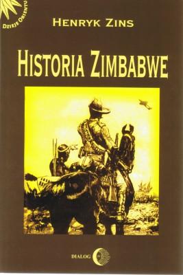 okładka Historia Zimbabwe, Ebook | Henryk  Zins