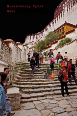 okładka Niewidoczny Tybet, Ebook | Oser