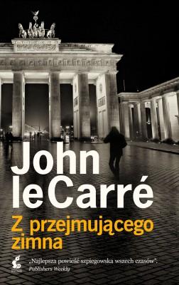 okładka Z przejmującego zimna, Ebook | John  le Carré