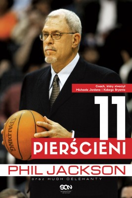 okładka Phil Jackson. 11 pierścieni, Ebook | Phil Jackson, Hugh  Delehanty
