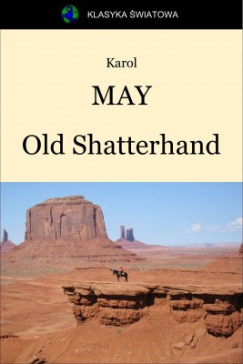 okładka Old Shatterhand, Ebook | Karol May