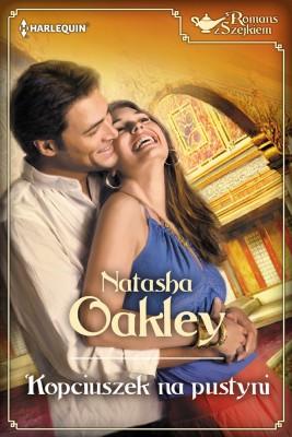 okładka Kopciuszek na pustyni, Ebook   Natasha  Oakley