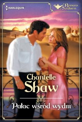 okładka Pałac wśród wydm, Ebook   Chantelle Shaw