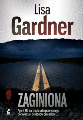 okładka Zaginiona, Ebook   Lisa Gardner