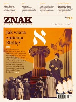 okładka ZNAK Miesięcznik nr 713 (10/2014), Ebook   autor zbiorowy