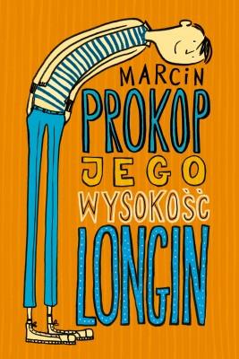 okładka Jego Wysokość Longin, Ebook   Marcin Prokop