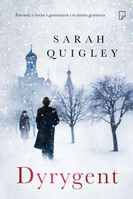 okładka Dyrygent, Ebook   Sarah Quigley