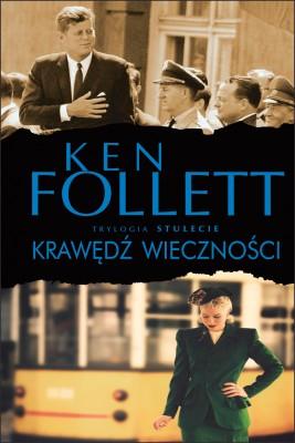 okładka Krawędź wieczności, Ebook | Ken Follett