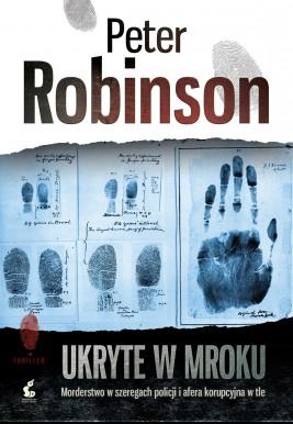 okładka Ukryte w mroku, Ebook | Peter  Robinson